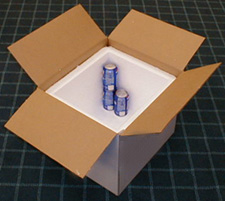 foam insulated shipping boxes
