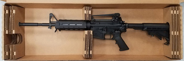 AR-15 Boxes | M-16 Boxes | Automatic Rifle Boxes