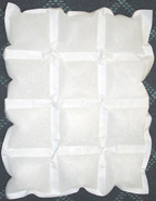 dry gel ice packs for shipping food